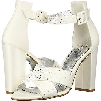 Adrianna Papell Frauen's Maddy Heeled Sandale