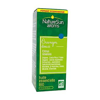 Organic sweet orange essential oil 30 ml of essential oil