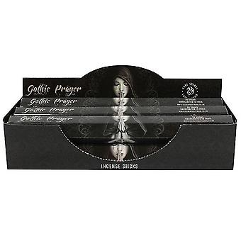 Something Different Anne Stokes Incense Stick 6 Pack Display Set Gothic Prayer