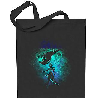 Ex Soldier Art Cloud Strid Final Fantasy 7 Totebag