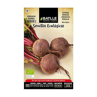 Detroit Beet Seeds 2 1 packets