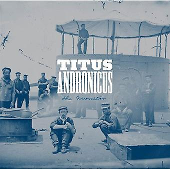 Titus Andronicus - Monitor [Vinyl] USA import