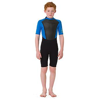 Animal Boys Nova Shorty Wetsuit | Black  | M