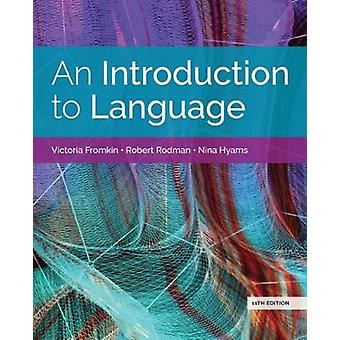 An Introduction to Language by Victoria A. Fromkin - 9781337559577 Bo