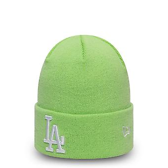 New Era Damen Wintermütze Beanie - Los Angeles Dodgers grün