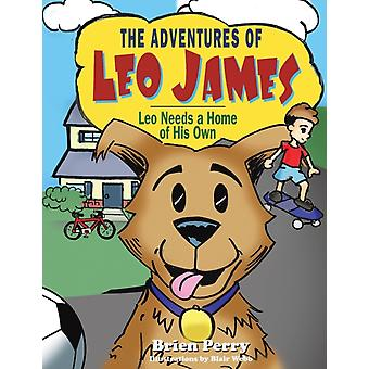 The Adventures of Leo James by Brien Perry