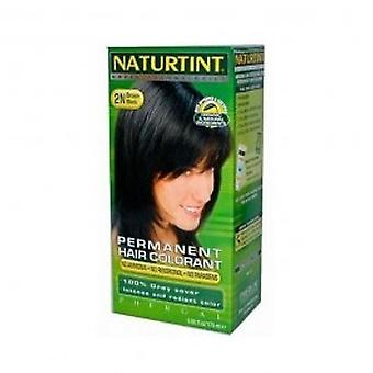 Naturtint - Hair Dye Brown Black 150ml