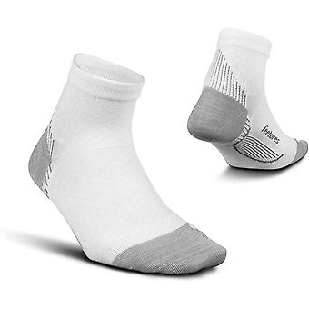 Feetures Unisex Plantar Fasciitis Relief Sock - Ultra Light - Quarter