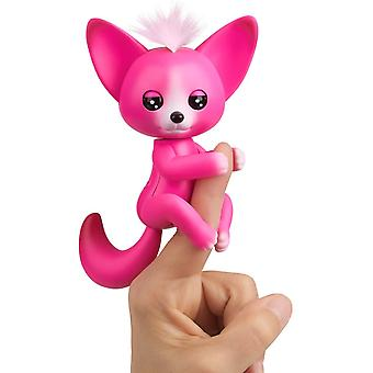 WowWee Fingerlings Interactive Baby Fox Kayla Pink Toy