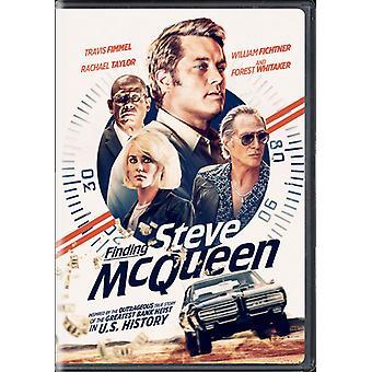 Finding Steve Mcqueen [DVD] USA import