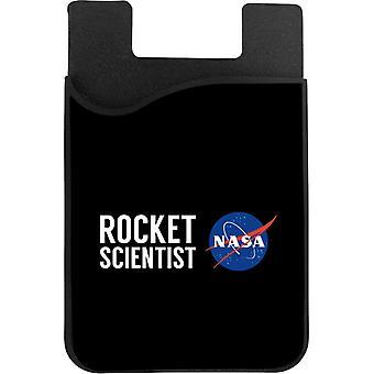 NASAロケット科学者の電話カードホルダー