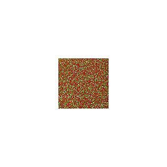 Pó de Arco-Íris 100% Glitter Comestível 5g Pote