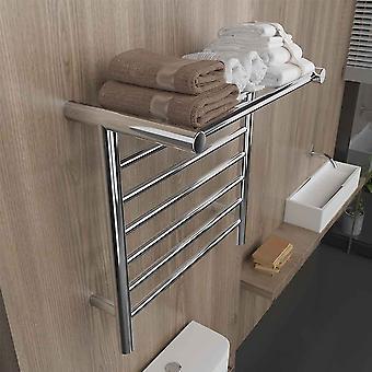 220v Acier inoxydable et mur monté- porte-serviettes plus chaud