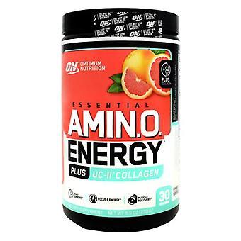 Optimum Nutrition Amino Energy + UC II, Pamplemousse 30 Portions