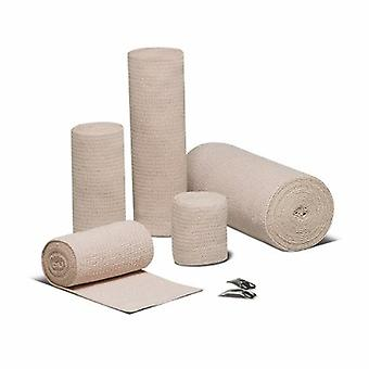Hartmann Elastic Bandage, 4 Inch X 5 Yard, Tan, 10 Tellen