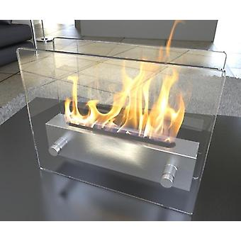Bioethanol Fireplace Fd47 With Stainless Steel Bio Ethanol Burner