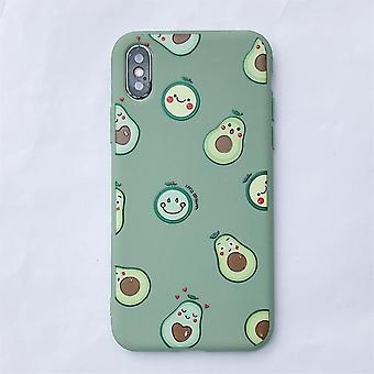 Avocadoshell til iPhone Xs Max
