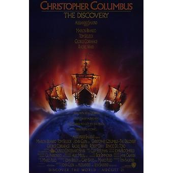 Christopher Columbus the Discovery Movie Poster (11 x 17)