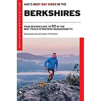 Amc's Best Day Hikes in the Berkshires: Guida a quattro stagione per 50 dei migliori sentieri del Massachusetts occidentale (AMC's Best Day Hikes)