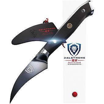 Dalstrong Paring Messer - Shogun Serie - Damaskus - aus-10v japanischen Superstahl - vakuumbehandelt -
