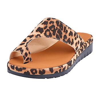 Casual Bath Slippers, Wedge Sandals Beach Slippers