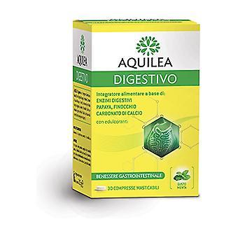 Digestive 30 pellets (Mint)