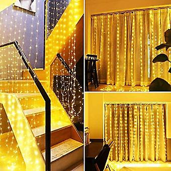 Led Wedding Party Lights For Indoor Outdoor Home Curtain Window Decor With