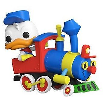 Casey Jr.- Donald Duck W/Engine USA import