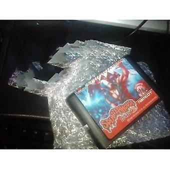 Ninja Hyper-kivi ryöstö-16-bittinen muistikortti Egadrive