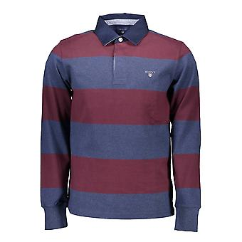 GANT بولو قميص طويل الأكمام الرجال 1803.2005021-1