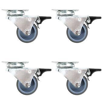 12 pcs. twin steering wheels 50 mm