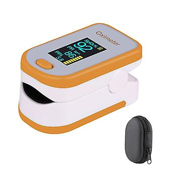 Portable Finger Oximeters Fingertip Pulsioximetro Heart Rate Saturometro