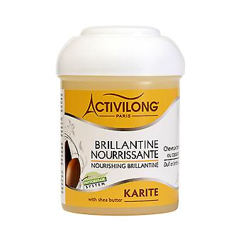 Activilong Shea Smör Närande Brillantine 125 ml - 4,2 fl.oz.