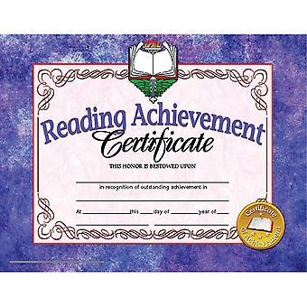 Reading Achievement Certificate, 30/Pkg H-Va677