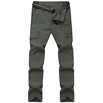 Tactical Pants, Men Summer Casual Army Military Style Trousers, Cargo