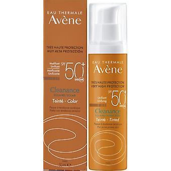 Avene Cleanance Tinted Sunscreen SPF50+ 50ml
