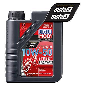 Liqui Moly 4 Stroke Fully Synthetic Street Race 10W-50 1L - #1502