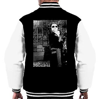 The Invisible Man Terrorising The Village Men's Varsity Jacket