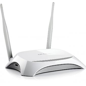 TP-Link TL-MR3420 300Mbps 3G/4G Wireless N CABLE Router UK Plug