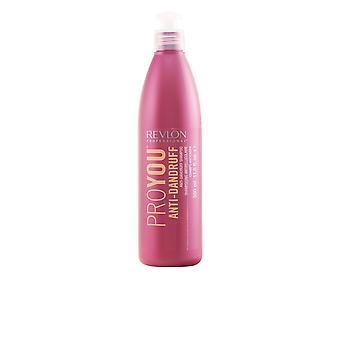 Anticaspa Revlon pegas micronizada Zincpyrithione Shampoo 350ml Unisex