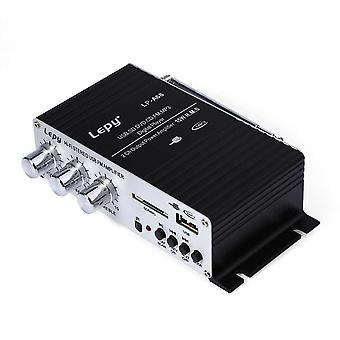 Lepy LP-A68 USB FM Mini Amplifier For Home Car