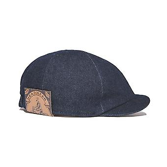 Men Casual Flat Vintage Elastic Hat