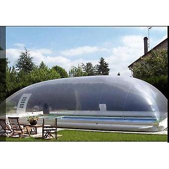 Cúpula de bolhas de piscina inflável