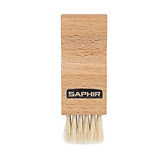 Saphir Light Wood Flat Applicator brush