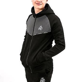 Kings will dream  jarva black hoody j547