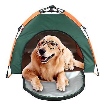 Waterproof portable folding pet tents