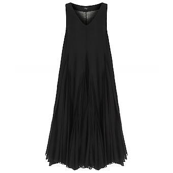 NU Pleated A-Line Dress