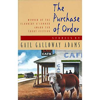 ゲイル・ギャロウェイ・アダムスによる注文の購入 - 9780820317342 本