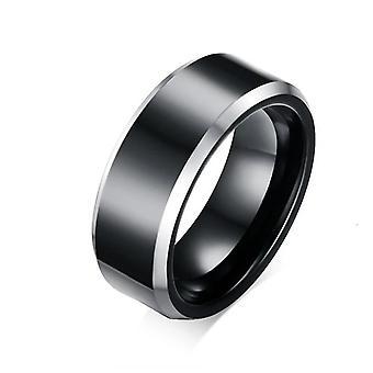 Echte wolfraamcarbide ringen voor mannen
