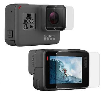 Screen Protector For Gopro Hero 7 Black 6 5 Accessories